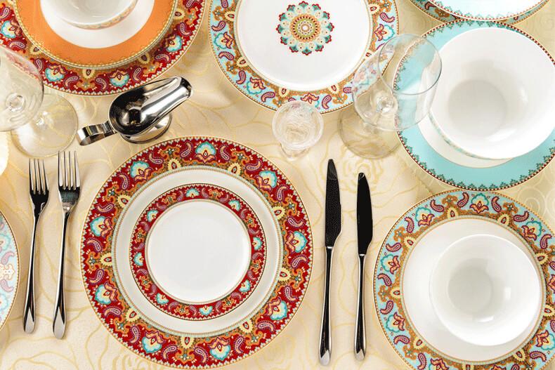 bone_china_tableset_vintage bowl. Bone china dinnerware ... & Bone china dinnerware set - Great Times-Bone china product exporter