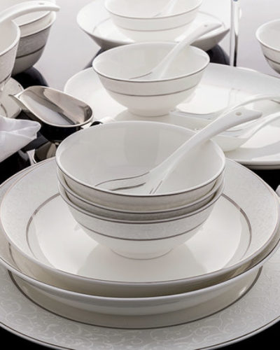 Bone China Dinnerware Set u2013 Barcelona : tableware supplier - Pezcame.Com