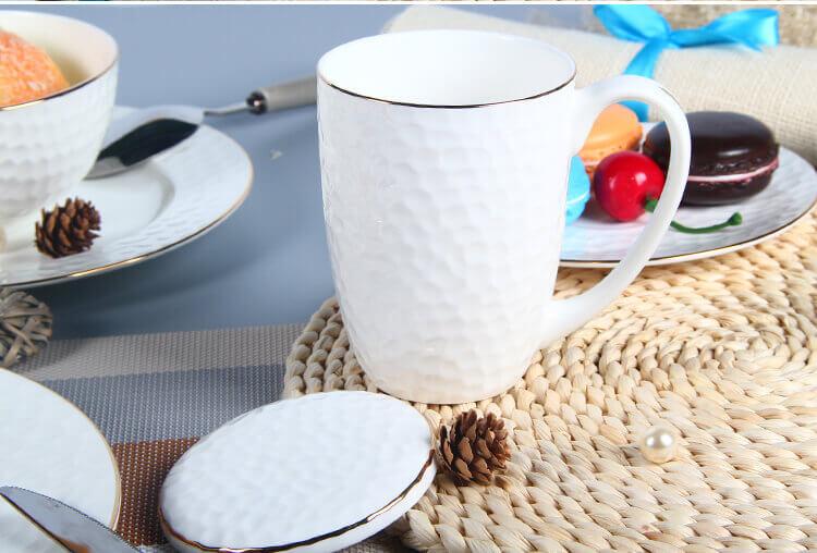 & Bone China Tea Mugs | Tableware | Giftware | Dinnerware